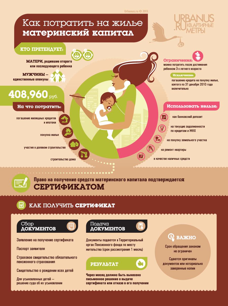 Материнский капитал в республике коми 2017 на второго ребенка