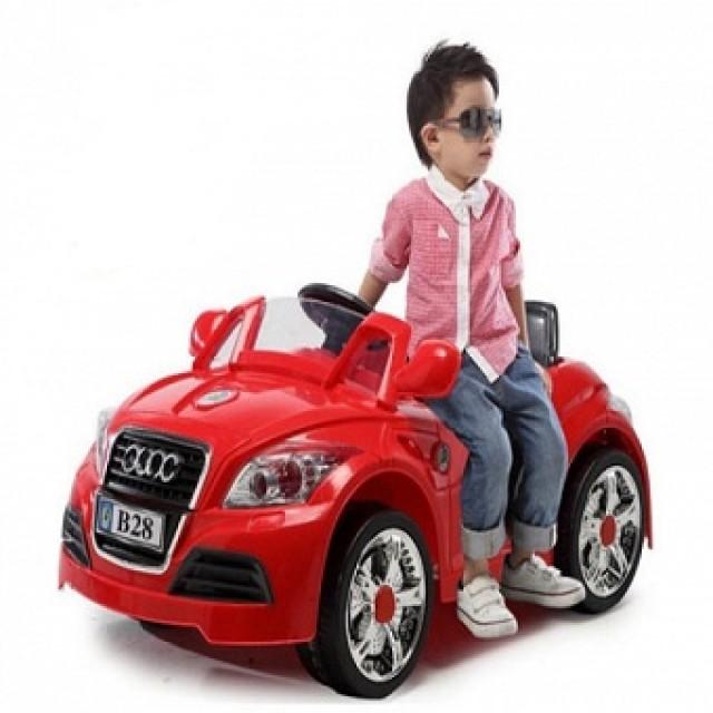оформить на ребенка машину