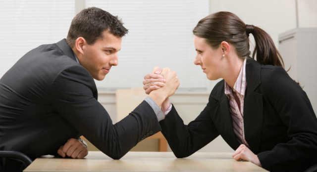 Несоблюдение субординации на работе